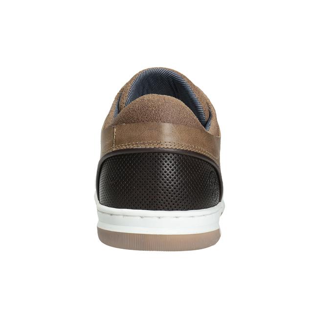 Kožené pánské tenisky bata, 846-8927 - 16