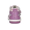 Kotníčkové dětské tenisky se vzorem bubblegummers, fialová, 121-9618 - 16