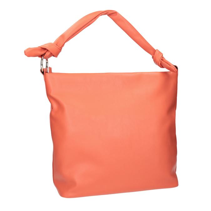 Dámská kabelka v Hobo stylu bata, červená, 961-5843 - 13