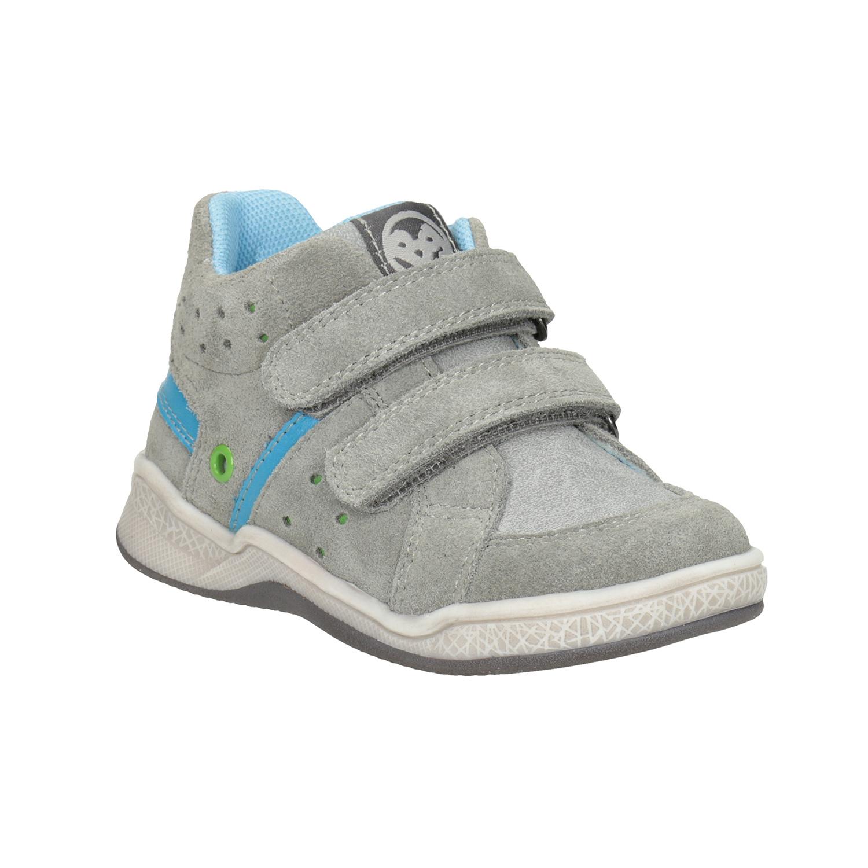 Bubblegummers Kožená dětská kotníčková obuv - Bubblegummers  b0edf54625