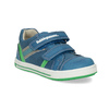 Modré dětské ležérní tenisky bubblegummers, modrá, 111-9625 - 13
