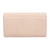 Růžová dámská peněženka s prošitím bata, 941-9169 - 16
