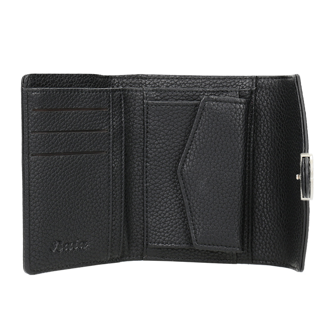 Dámská černá peněženka bata, černá, 941-6213 - 15