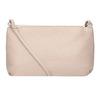 Krémová kožená kabelka bata, růžová, 964-9291 - 16