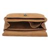 Crossbody kabelka s výšivkou bata, hnědá, 969-4686 - 15