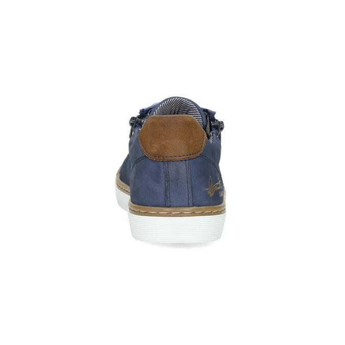 Kožené dětské tenisky mini-b, 414-9600 - 15