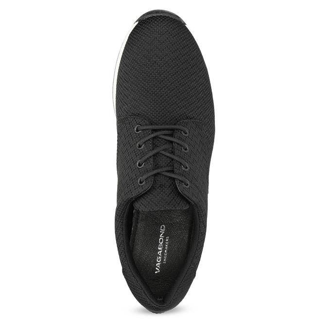 Ležérní černé tenisky dámské vagabond, černá, 629-6161 - 17