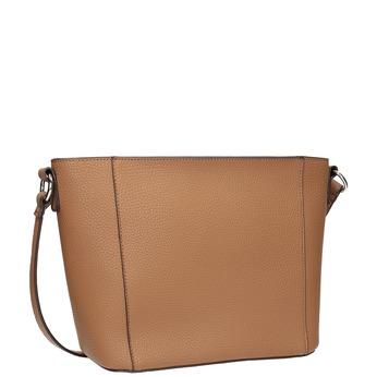 Hnědá dámská Crossbody kabelka bata, hnědá, 961-4842 - 13