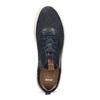 Ležérní kožené tenisky bata, 843-9637 - 17