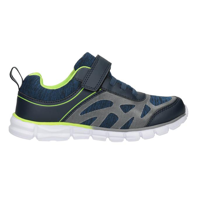 Sportovní dětské tenisky mini-b, modrá, 319-9148 - 26