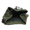 Dámský zelený batoh bata, khaki, 961-7833 - 15