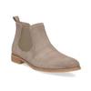 Kožená dámská Chelsea obuv bata, 593-8614 - 13