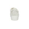 Kožené tenisky na flatformě vagabond, béžová, 623-8050 - 15