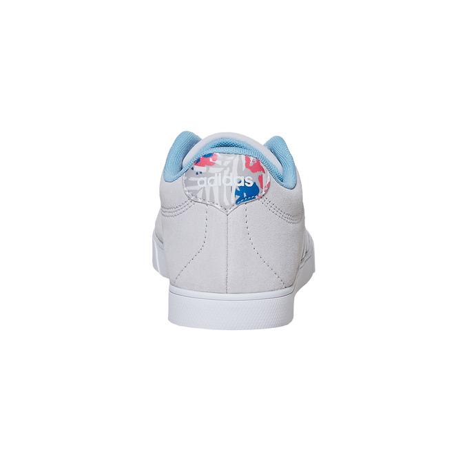 Dámské šedé tenisky adidas, šedá, 501-2229 - 17