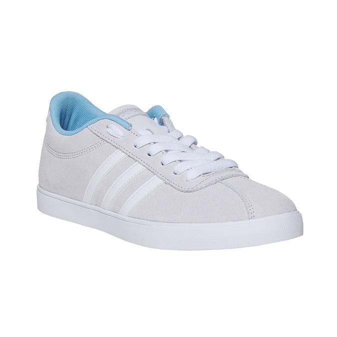 Dámské šedé tenisky adidas, šedá, 501-2229 - 13