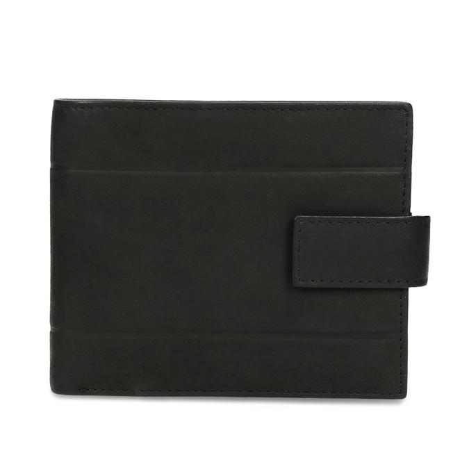 Pánská kožená peněženka bata, černá, 944-6210 - 26