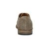 Pánské Derby polobotky s perforací bata, hnědá, 823-8616 - 15
