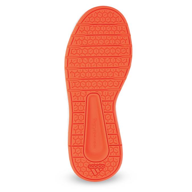 Modré dětské tenisky na suché zipy adidas, modrá, 301-9151 - 18