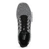 Černo-bílé tenisky s tkaným vzorem adidas, černá, 809-1101 - 17