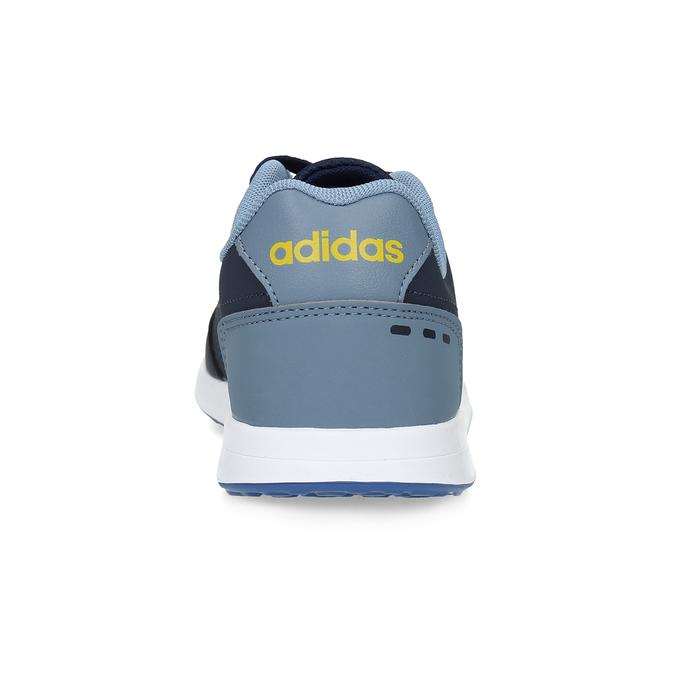Modré dětské tenisky adidas, modrá, 401-9181 - 15