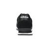 Černé pánské tenisky z broušené kůže adidas, černá, 803-6293 - 15