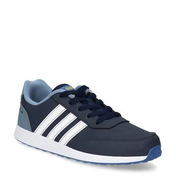 Modré dětské tenisky adidas, modrá, 401-9181 - 13