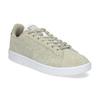 Béžové pánské tenisky z broušené kůže adidas, béžová, 803-8394 - 13