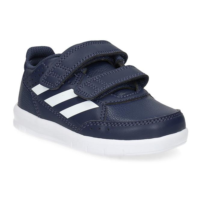 Modré tenisky na suché zipy adidas, modrá, 101-9151 - 13