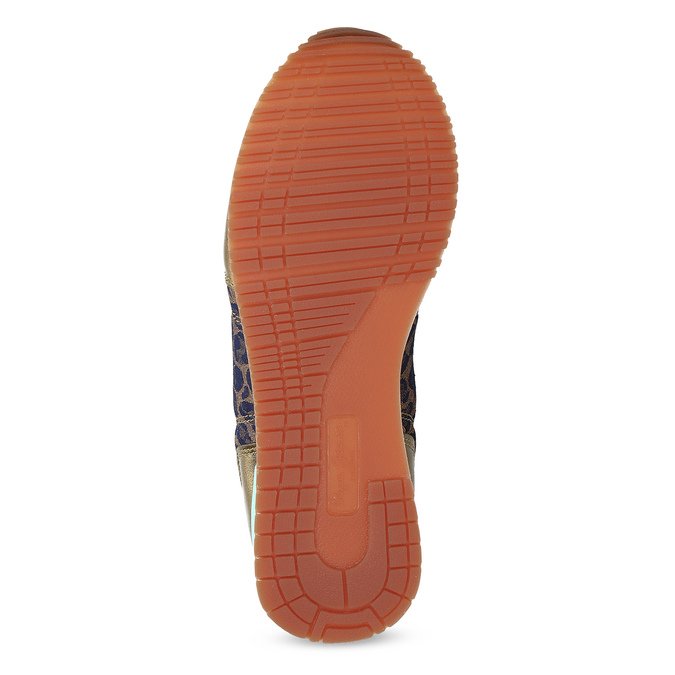 Tenisky se zvířecím vzorem pepe-jeans, hnědá, 549-3024 - 18