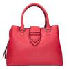 Červená dámská kabelka bata, červená, 961-5216 - 26