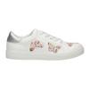 Bílé dívčí tenisky s motýlky mini-b, bílá, 321-1618 - 26