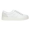 Dámské kožené ležérní tenisky bata, bílá, 544-1606 - 26