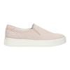 Dámská kožená Slip-on obuv bata, růžová, 533-5600 - 26