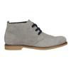 Dětské kožené Desert Boots mini-b, šedá, 313-3144 - 26