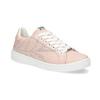 Růžové tenisky s výšivkou pepe-jeans, růžová, 546-5077 - 13
