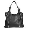 Černá kabelka s odnímatelným popruhem bata, černá, 961-6835 - 26