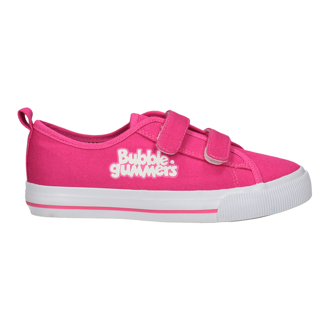 Dívčí růžové tenisky bubblegummers, růžová, 229-5614 - 16