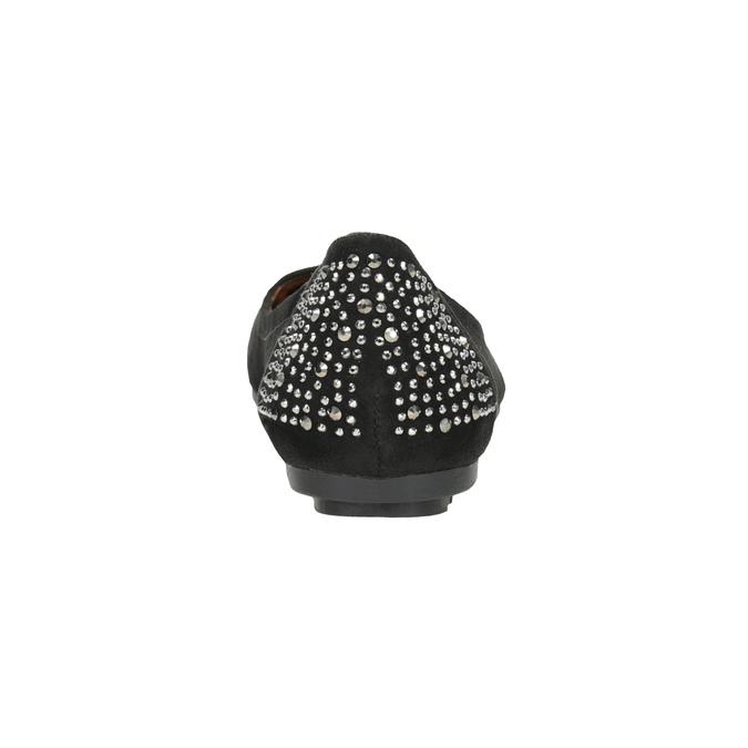 Baleríny s kamínky bata, černá, 529-6639 - 16