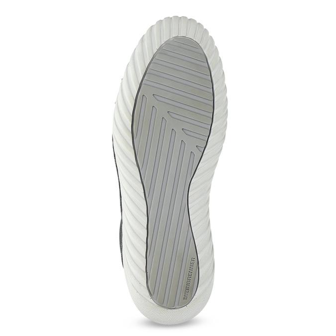 Ležérní kožené tenisky weinbrenner, 846-6805 - 18