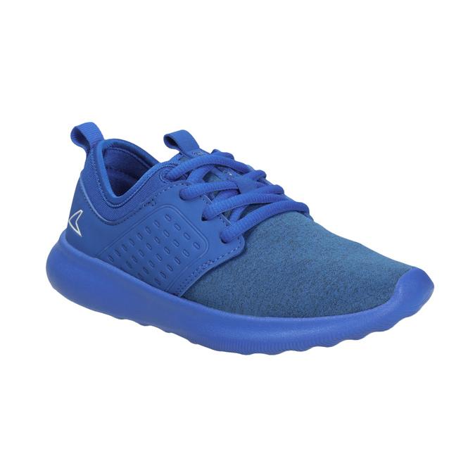 Dětské modré tenisky sportovního střihu power, modrá, 309-9202 - 13