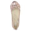 Růžové baleríny s velkou mašlí mini-b, růžová, 329-5227 - 17