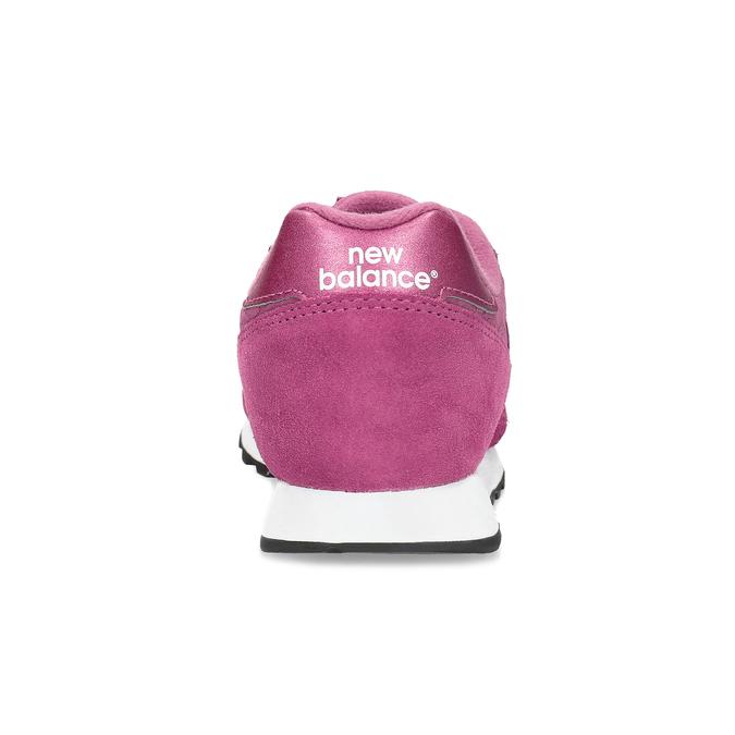 Dámské tenisky sportovního střihu růžové new-balance, růžová, 503-5874 - 15