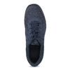 Dětské modré tenisky sportovního střihu nike, modrá, 409-9202 - 17