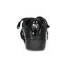 Černé saténové tenisky puma, černá, 509-6710 - 15