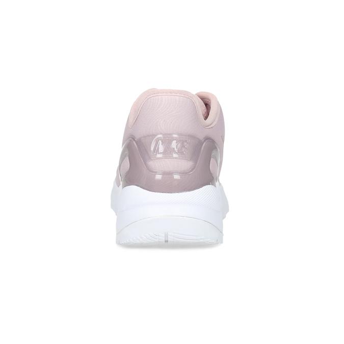 Růžové dámské tenisky sportovního střihu nike, růžová, 509-5841 - 15