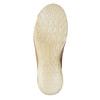 Kožené baleríny s perforací weinbrenner, hnědá, 546-3614 - 19