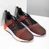 Oranžovo-černé pánské tenisky adidas, oranžová, 809-6479 - 26