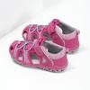 Růžové dětské sandály bubblegummers, 161-5609 - 16