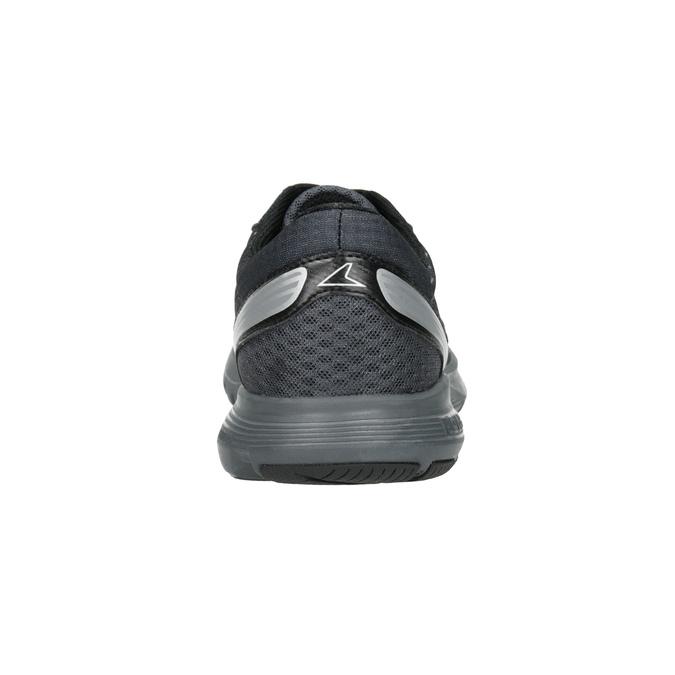 Pánské tenisky sportovního střihu šedé power, černá, 809-6853 - 16