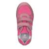 Dívčí růžové tenisky z kůže mini-b, růžová, 223-5605 - 15